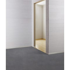 Lambris MDF revêtu décor frêne blanc 8x150x2600MM