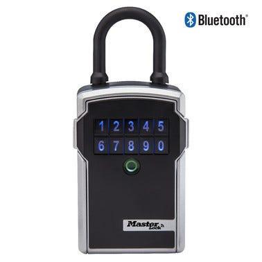 Boîte à Clé Connectée Bluetooth ou Combinaison Anse Etanche Extérieur Select Access MASTER LOCK